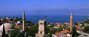 Antalya Havalimanı Ve Antalya Merkez Transfer